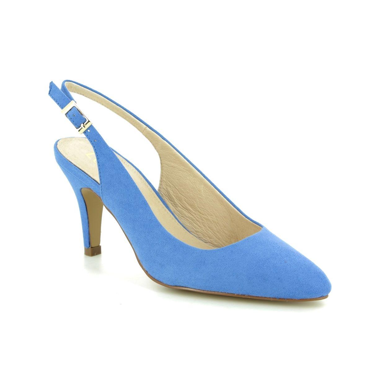 e7244d883e Lotus Slingback Shoes - Pale blue - ULS056/71 LIZZIE