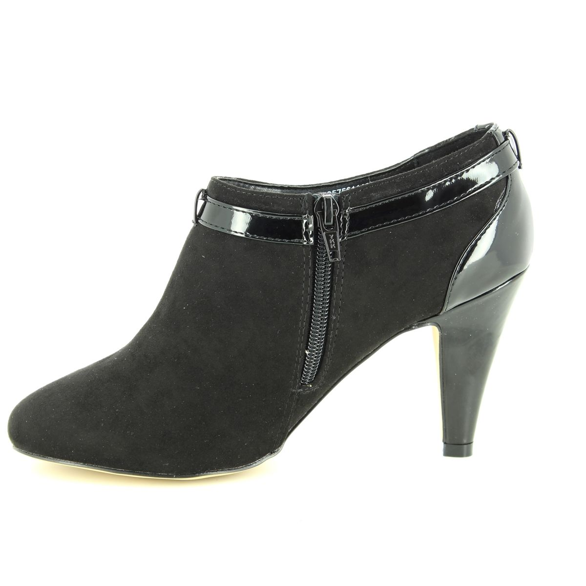 8d23ce0d0ab0 Lotus Shoe-boots - Black - ULS031/30 NOLA