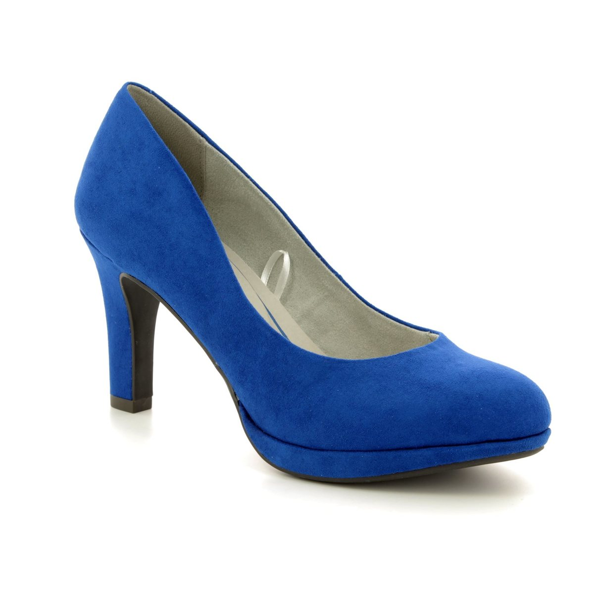4f7bdc2e668 Marco tozzi badami blue high heeled shoes jpg 1200x1200 Marco tozzi footwear