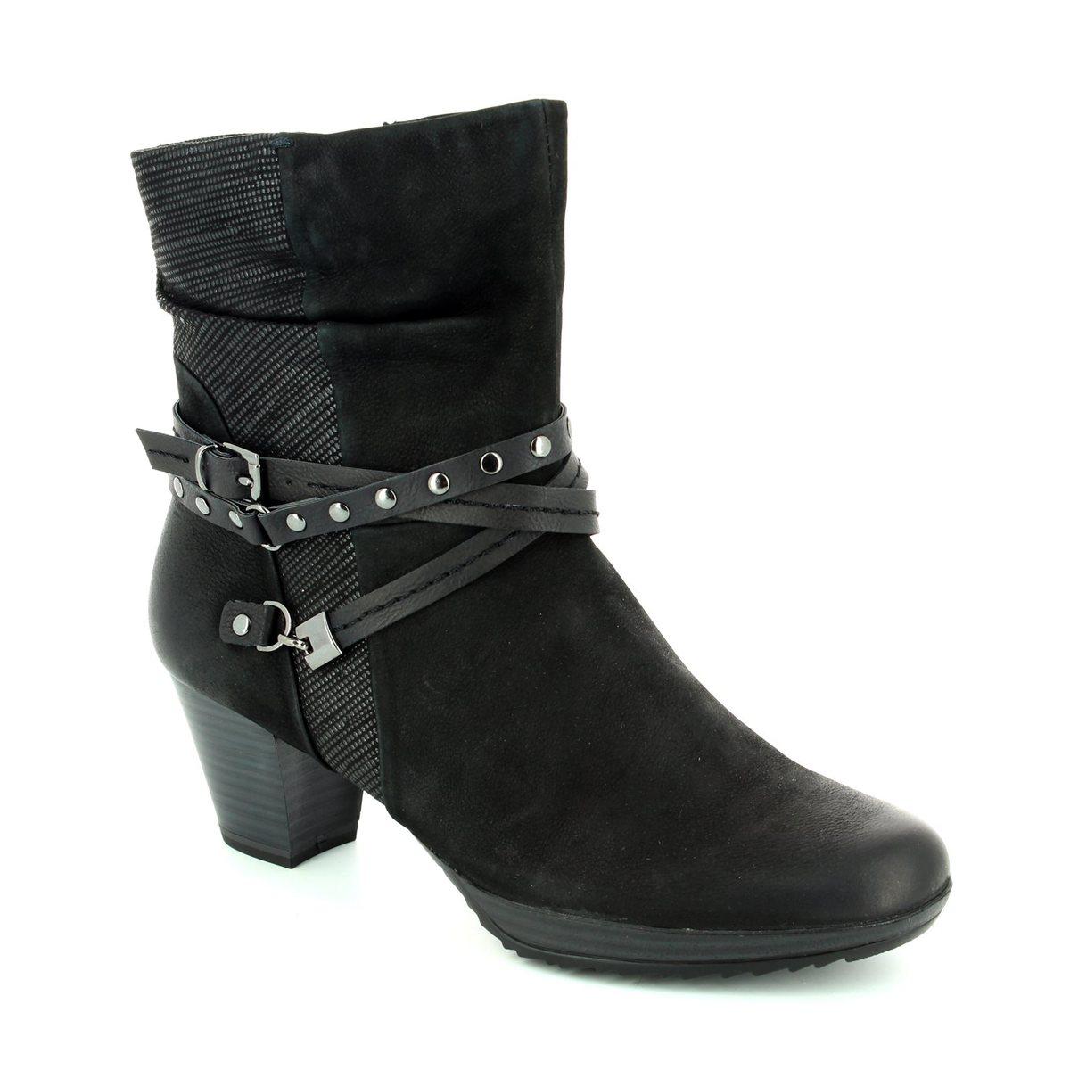 f437b3f2bf Marco Tozzi Ankle Boots - Black - 25421 096 BARSANTI 62