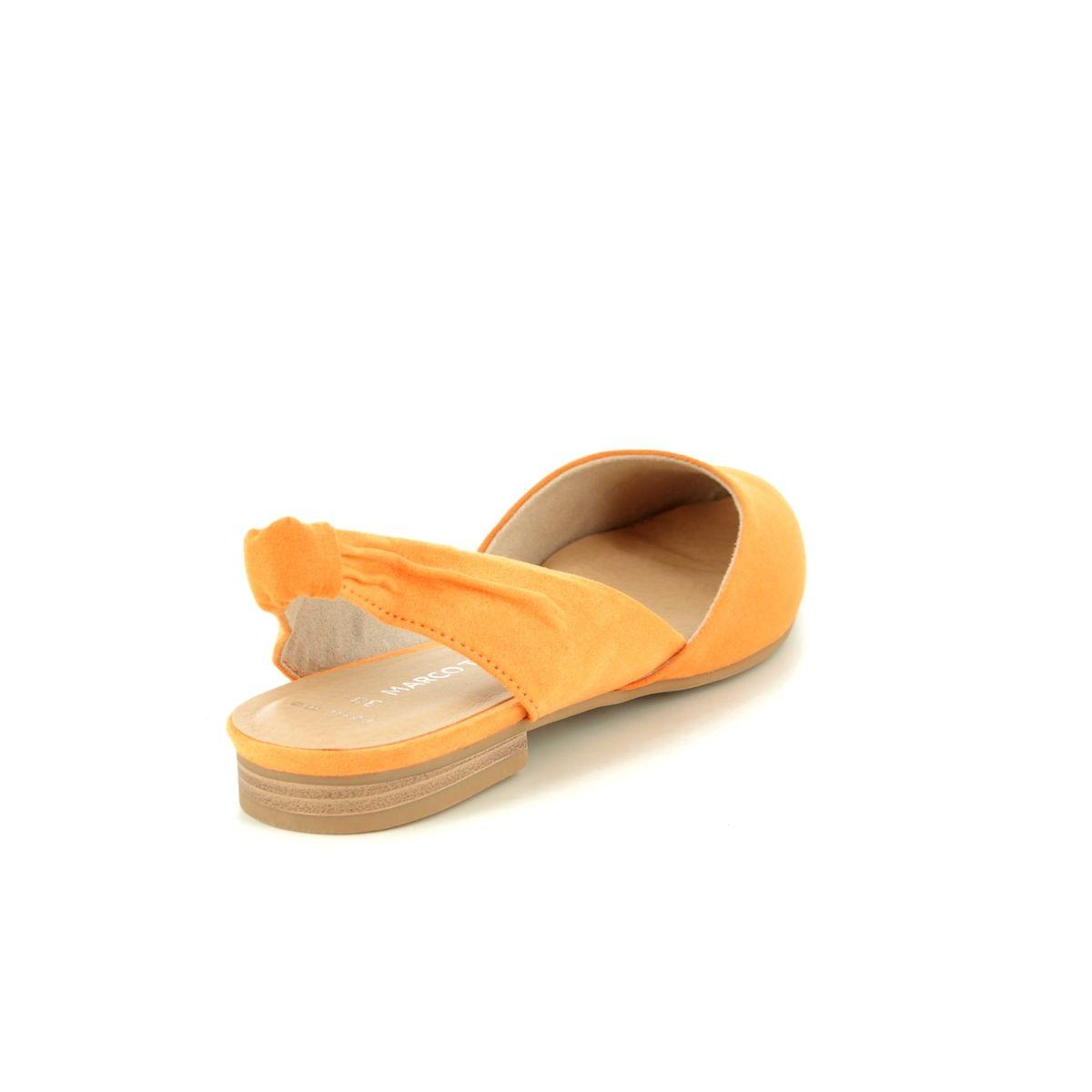 783df349f73a4 Marco Tozzi Closed Toe Sandals - Orange - 29407/32/637 BRAVISLING