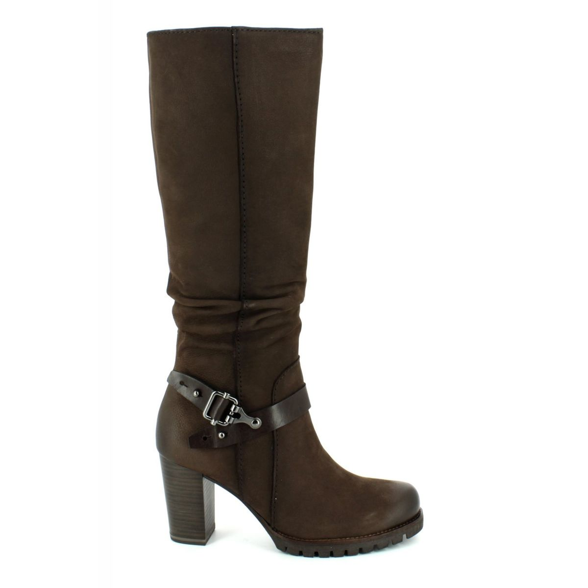 10fc7780c31 Marco Tozzi Knee-high Boots - Brown - 25614 325 BULLA