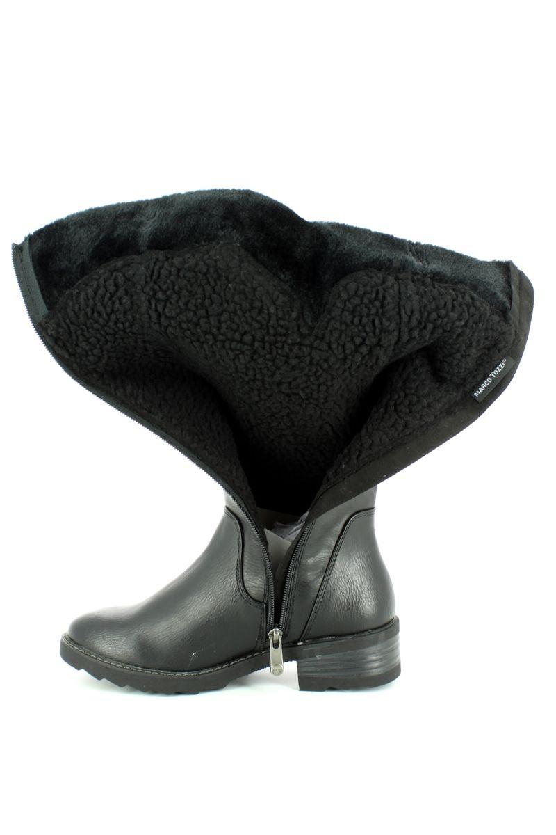 6460425911b Marco Tozzi Knee-high Boots - Black - 26639 21 096 DUSSI 85