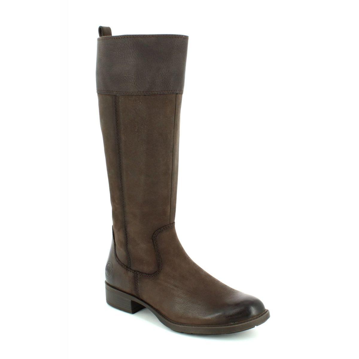 16eeaef3b5e Marco Tozzi Knee-high Boots - Brown - 25616 325 FILAGO