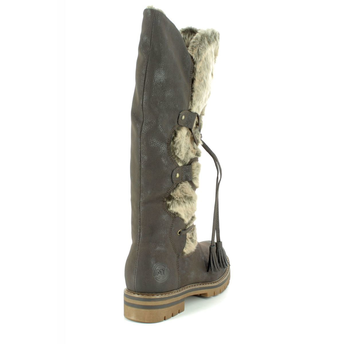 9c0db828b75 Marco Tozzi Knee-high Boots - Brown - 26635 21 325 GRANDE FURLONG