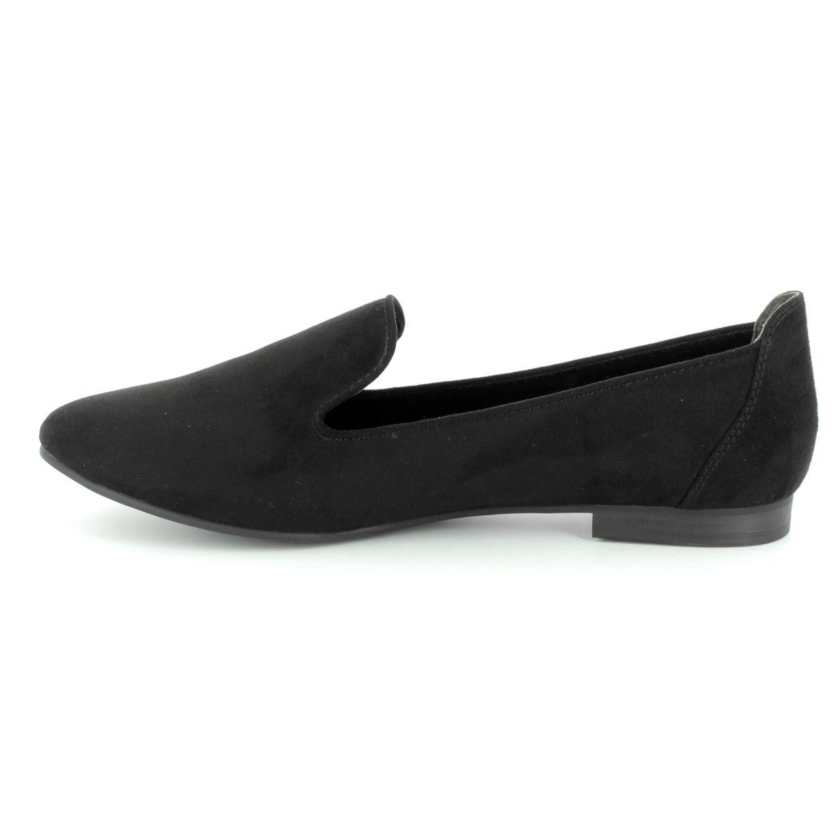 Marco Tozzi Bravi 24234-20-001 Black pumps   Begg Shoes 67eba54252
