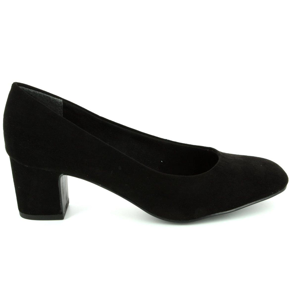 Marco Tozzi High-heeled Shoes - Black - 22426/001 PERI