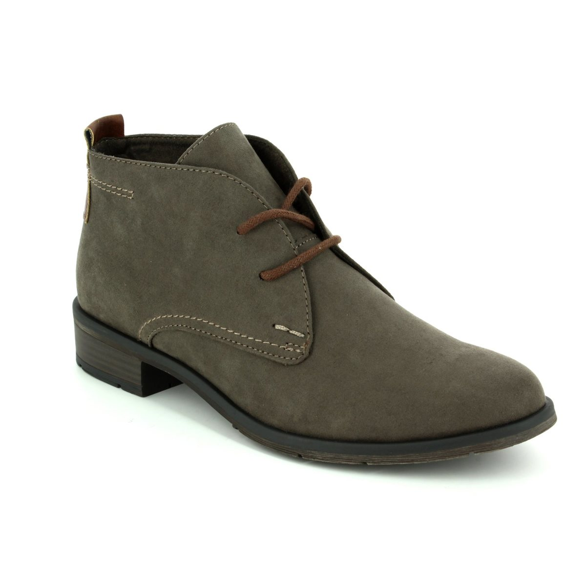 Marco Tozzi Ankle boots - taupe xC1qyMKg