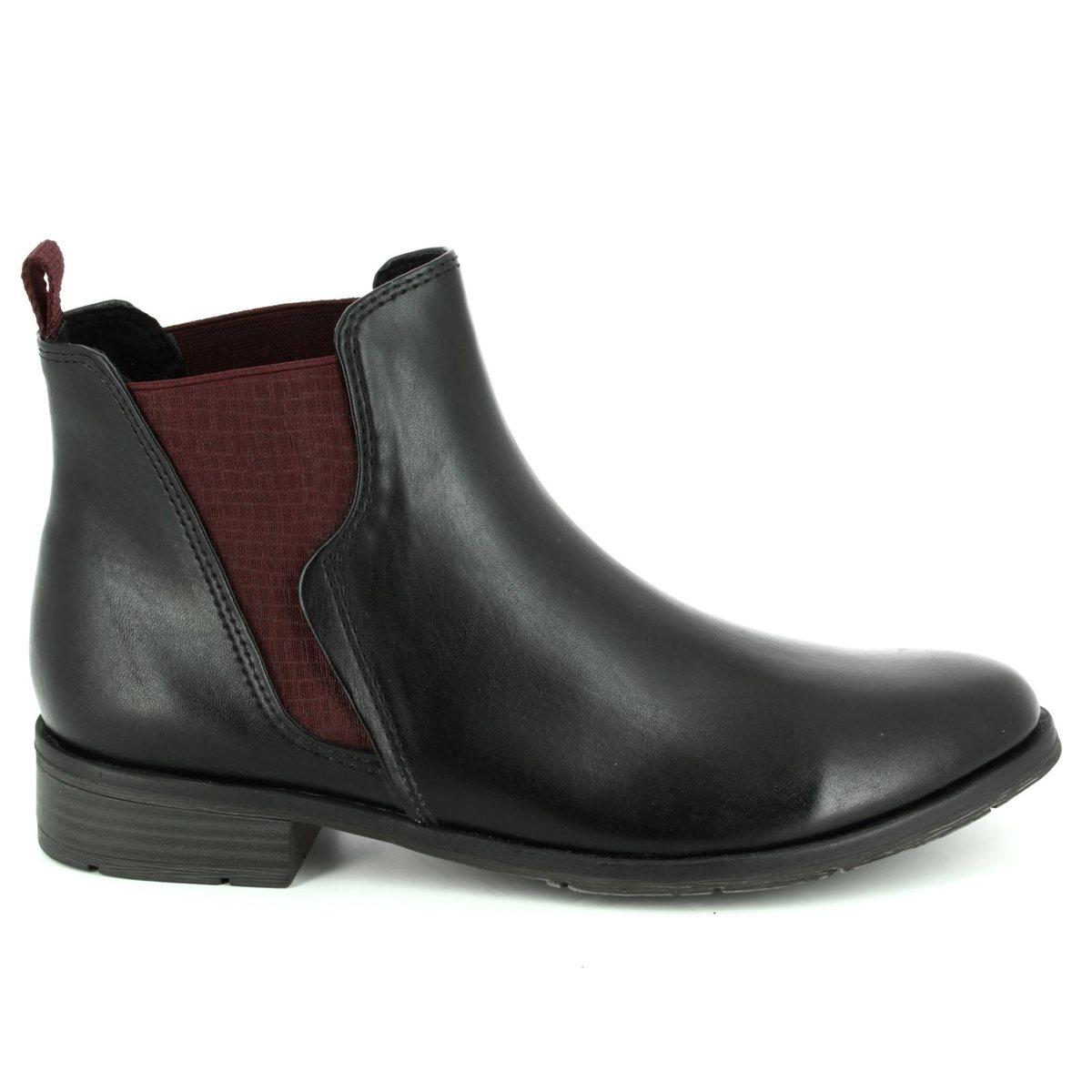 Marco Tozzi Damen 25403 Chelsea Boots, blau (navy comb), 40 EU ... 3bf4a33879