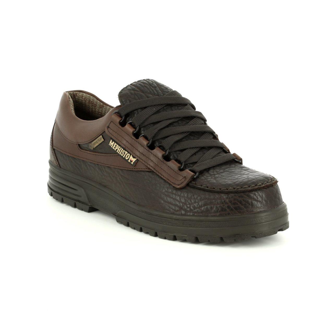Mephisto Casual Shoes - Dark brown - B815C85/751 BREAK GORE-TEX