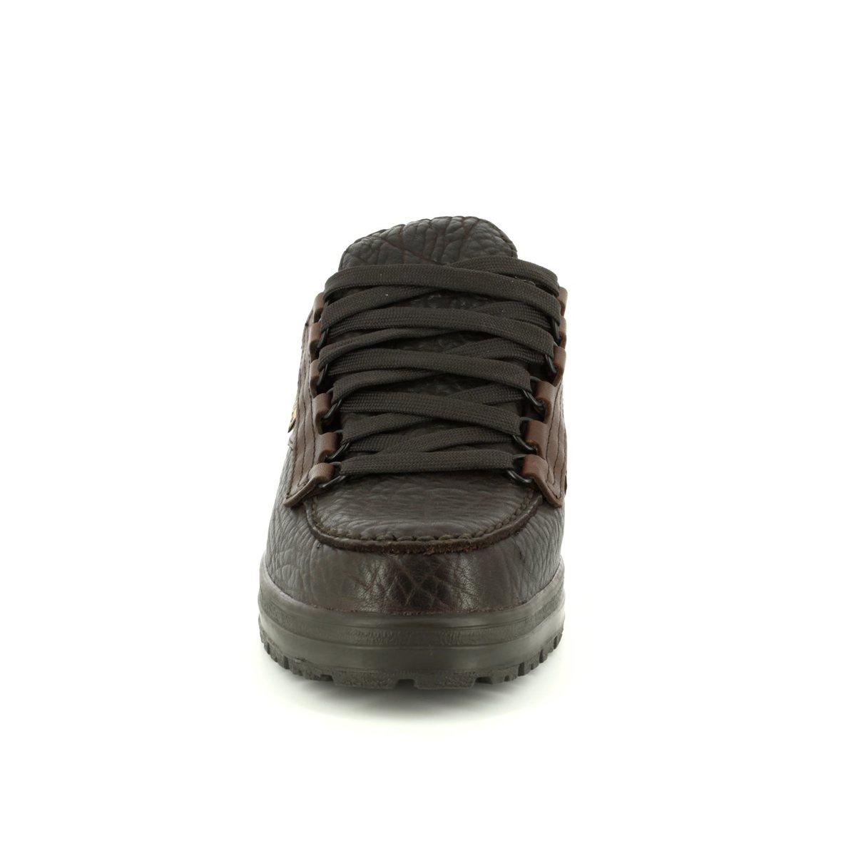 a198e66e73f7a1 Mephisto Casual Shoes - Dark brown - B815C85/751 BREAK GORE-TEX