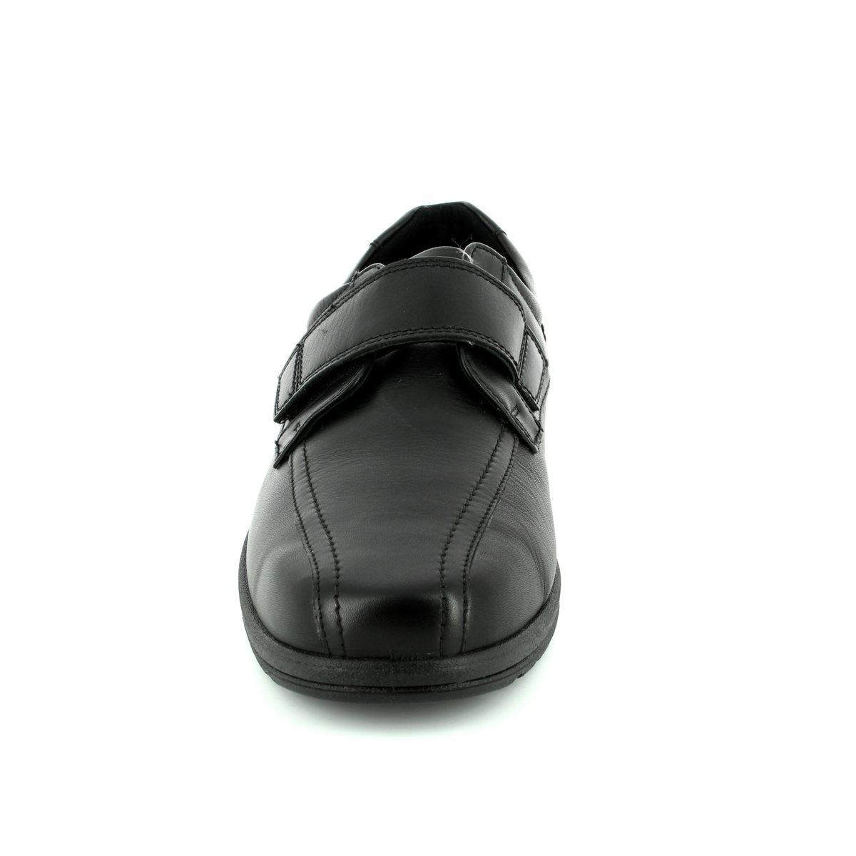 Easy B Daniel Black Mens Shoes