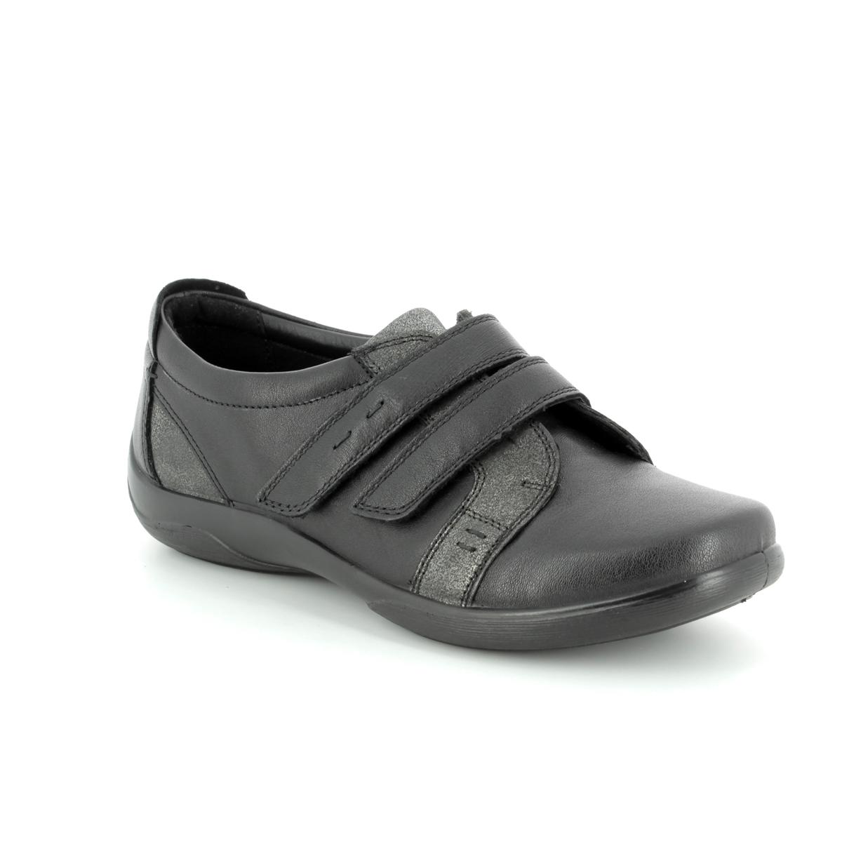 a7e0f7beac5 Padders Comfort Shoes - Black - 0877 10 PIANO 2E-3E