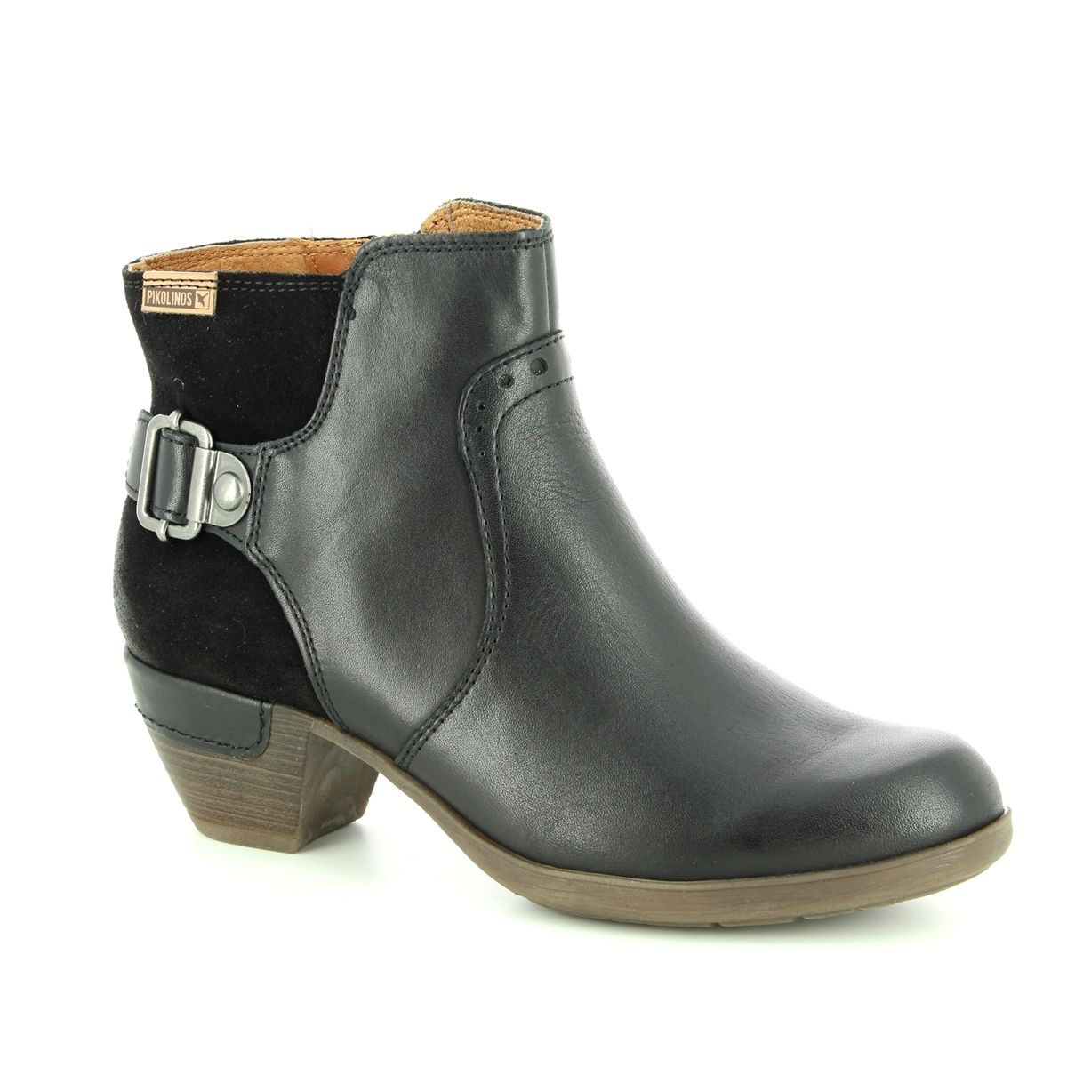 e777c40400f3 Pikolinos Ankle Boots - Black leather - 9029945 30 ROTTERDAM