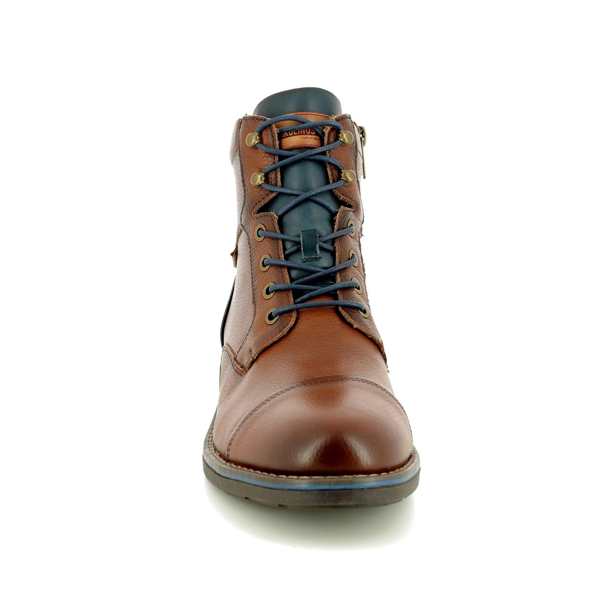 bc6f35d1d11b3 Pikolinos Boots - Tan Leather - M2M8170/11 YORK