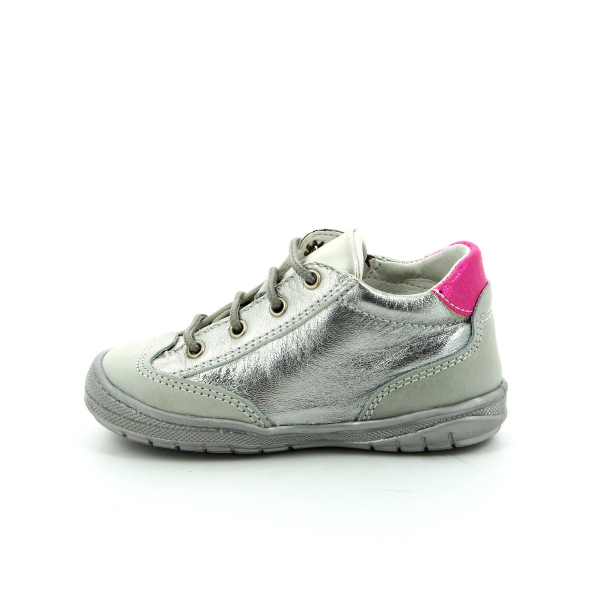 Primigi Baby Nordic 80 Pink multi first shoes