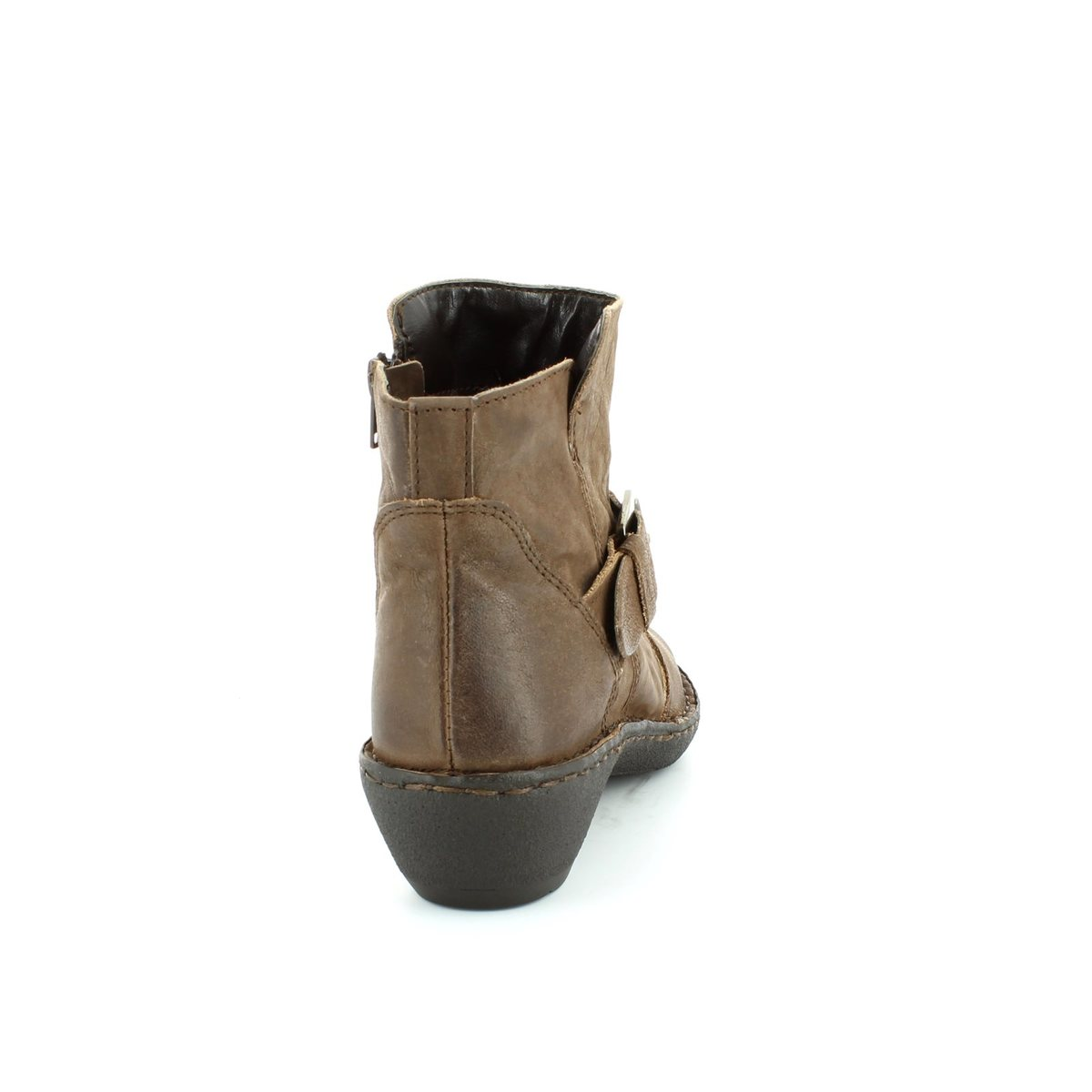 e915471578 Relaxshoe Ankle Boots - Brown - BESNA 29058/20