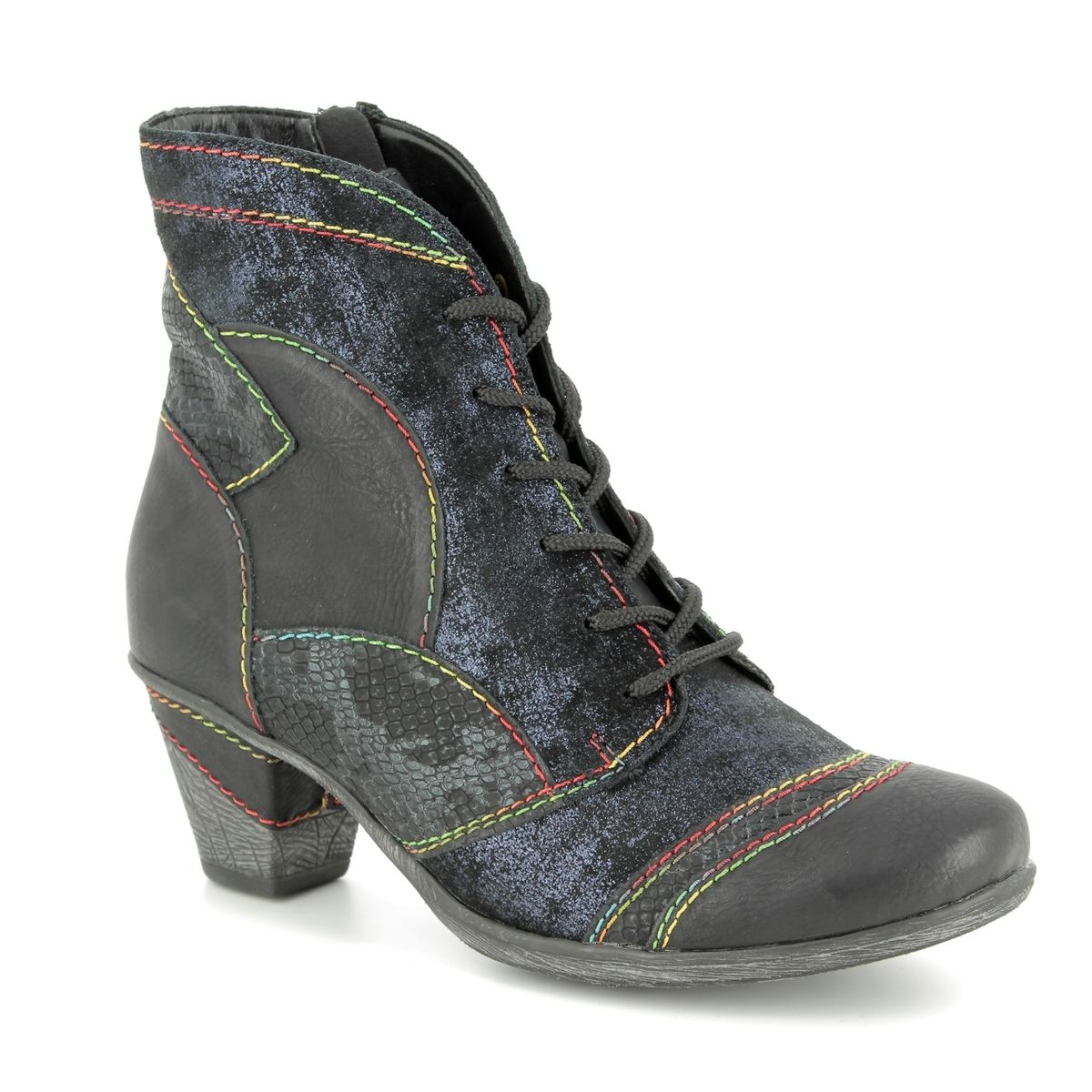 2260ca462ab9 Remonte Ankle Boots - Black - D8774-02 ANNITELA