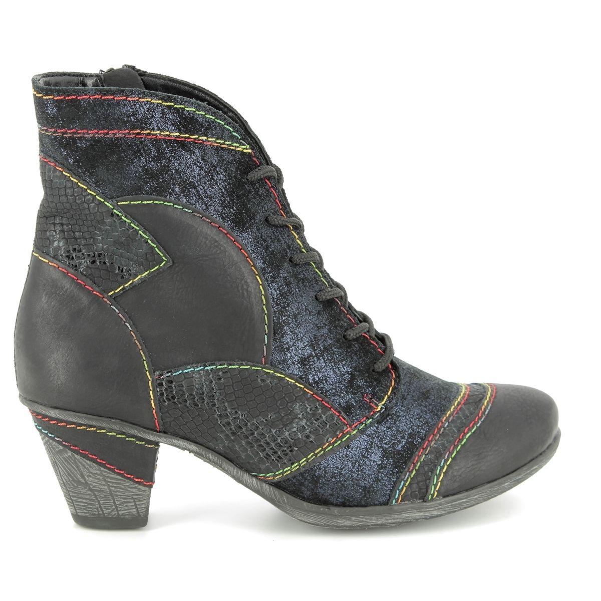 84e33beaf110 Remonte Ankle Boots - Black - D8774-02 ANNITELA
