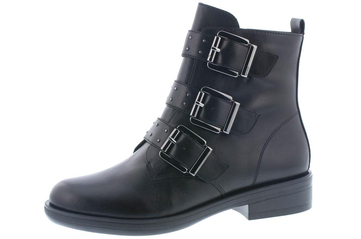 65244e92f Remonte Ankle Boots - Black leather - R4973-01 JESSYGRUN