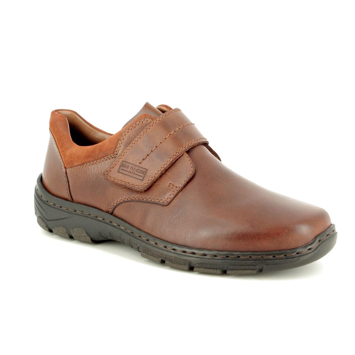 e75f351e16a5 Rieker Casual Shoes - Brown - 19962-25 RAMVEL 85