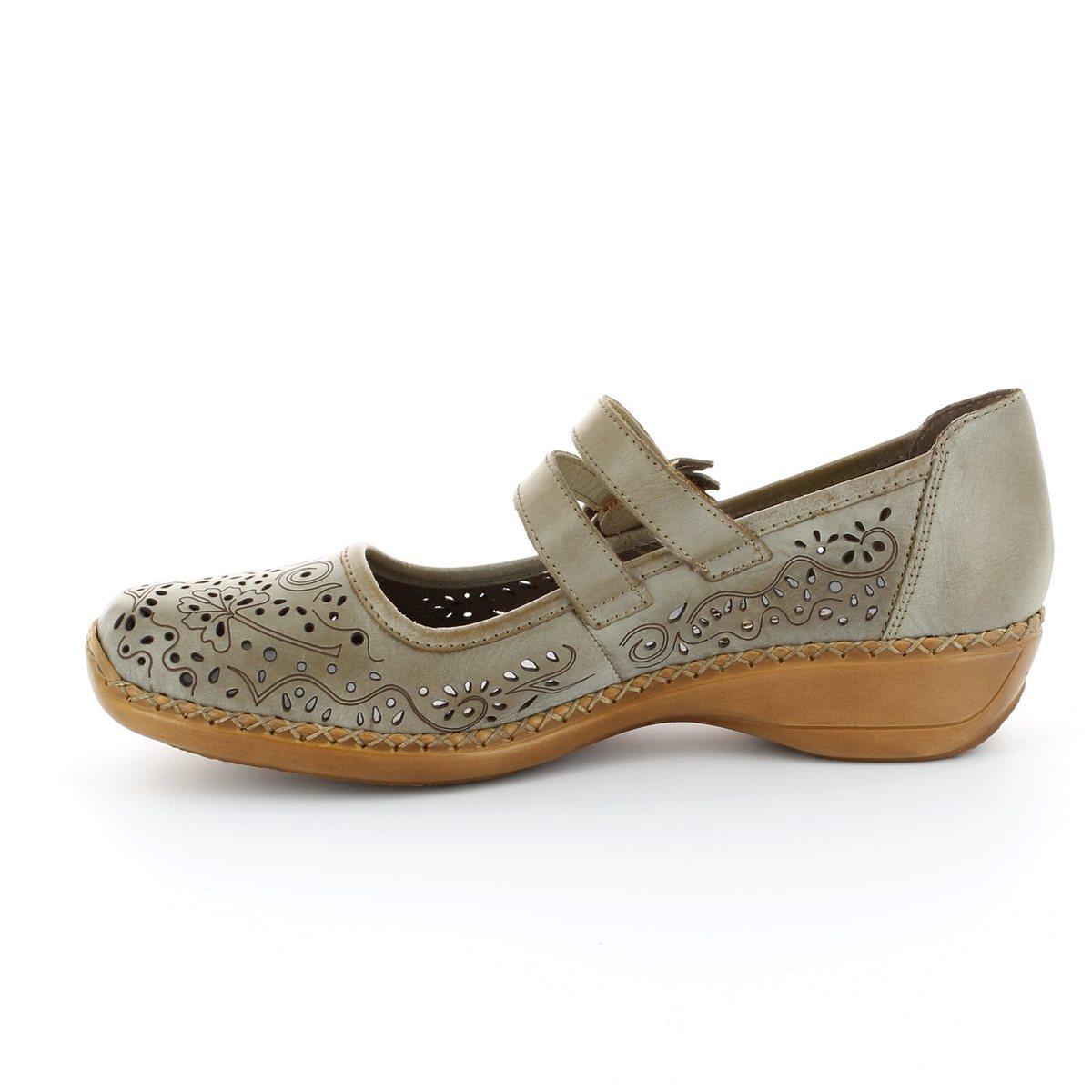 rieker 41372 63 beige lacing shoes. Black Bedroom Furniture Sets. Home Design Ideas