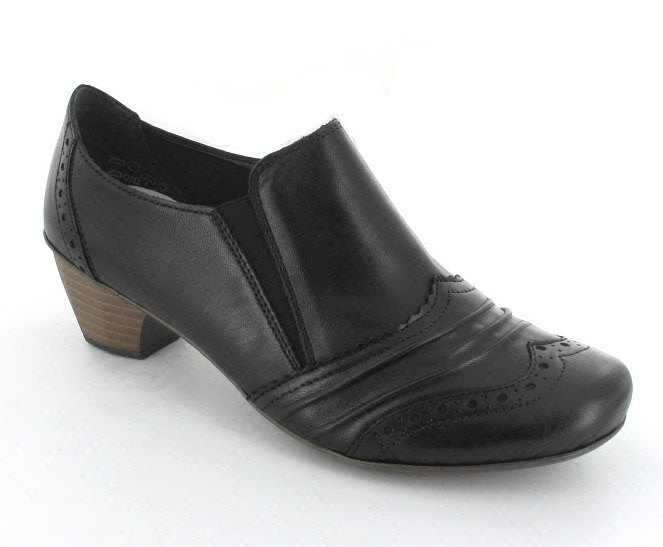 Heeled Trouser Shoes
