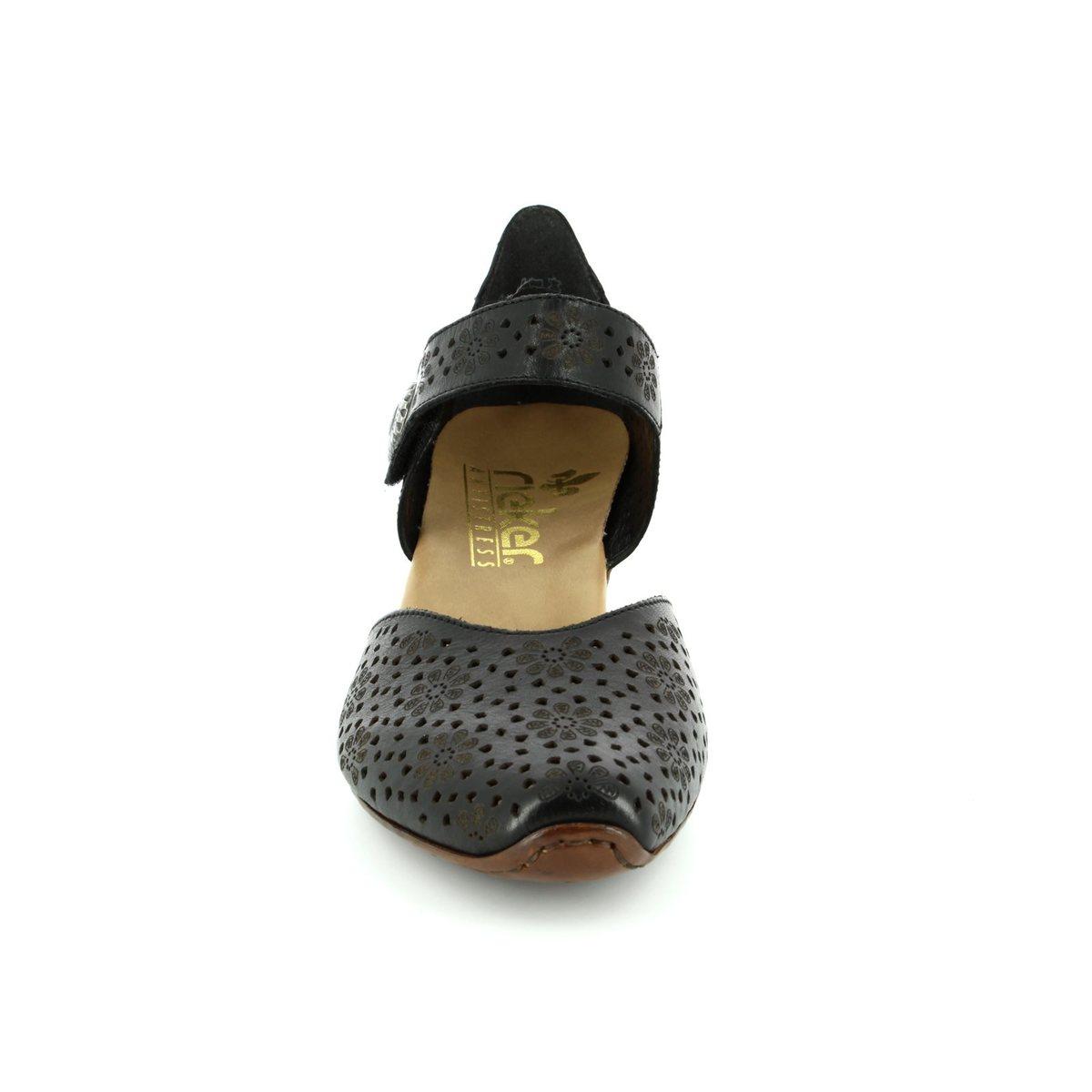 Comfort Shoes Rieker 00 Black 43711 34R5jqcAL