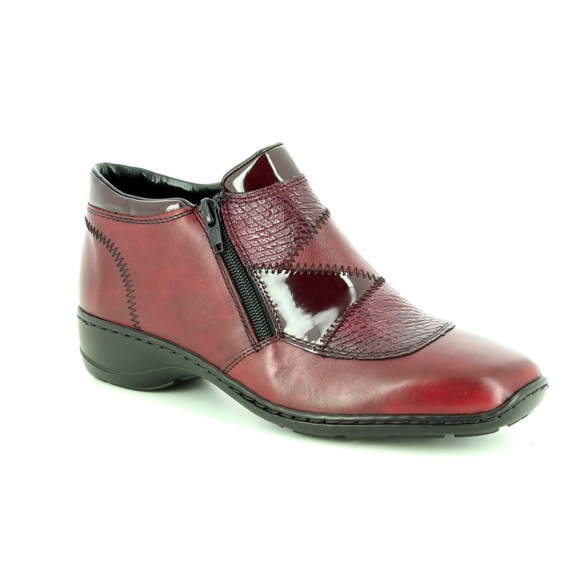 rieker soft ankle boots
