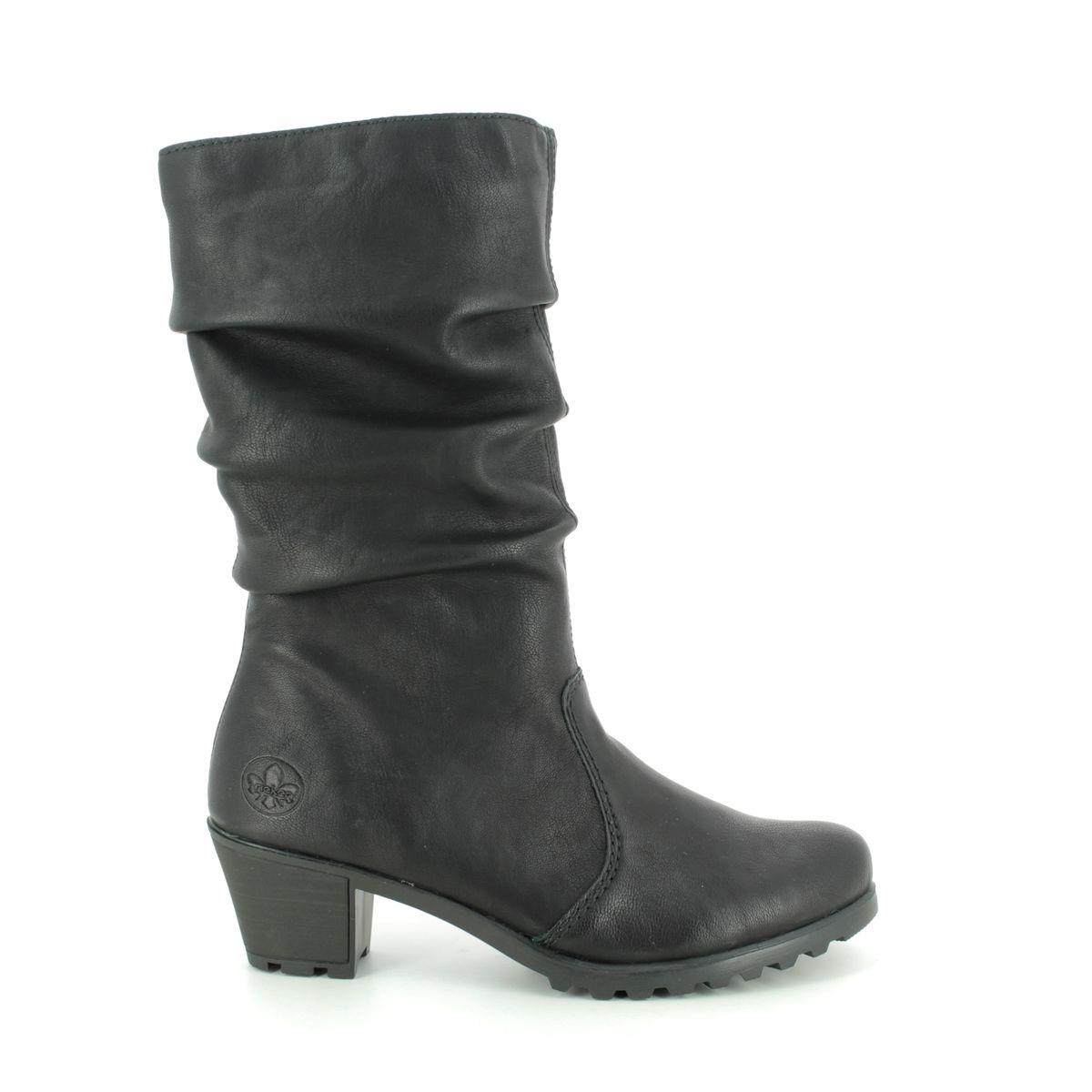 Rieker Damen Y8094 Hohe Stiefel