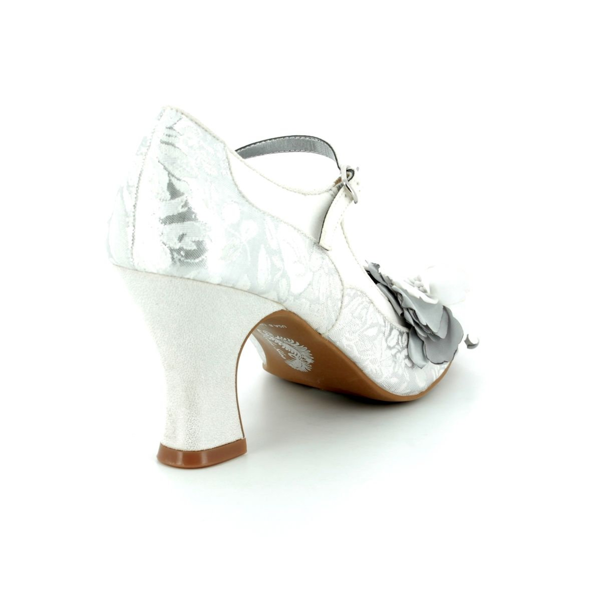 2ba5bf42 Ruby Shoo High-heeled Shoes - Silver - 09157/60 MADELAINE