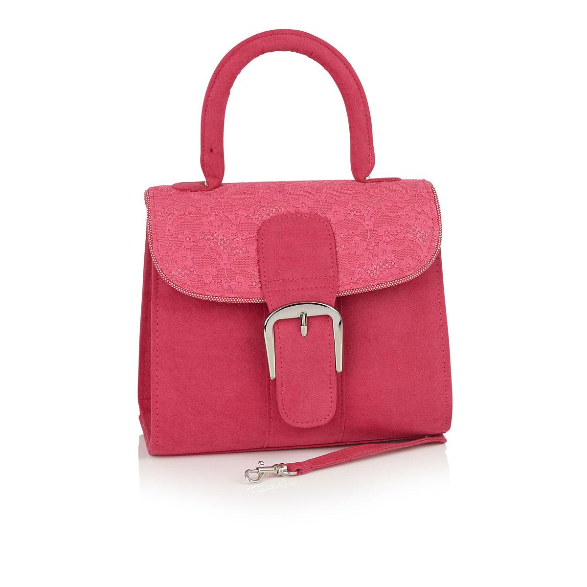 b5ee1dd621 Ruby Shoo Matching Handbag - Fuchsia - 50183 62 RIVA VERONICA