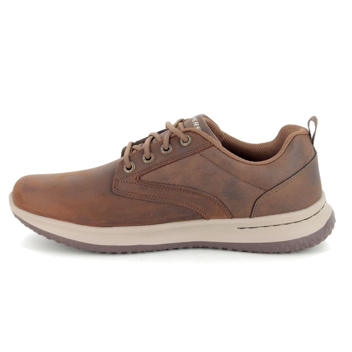Skechers Relaxed Fit: Selmen Revano (66276 Brown