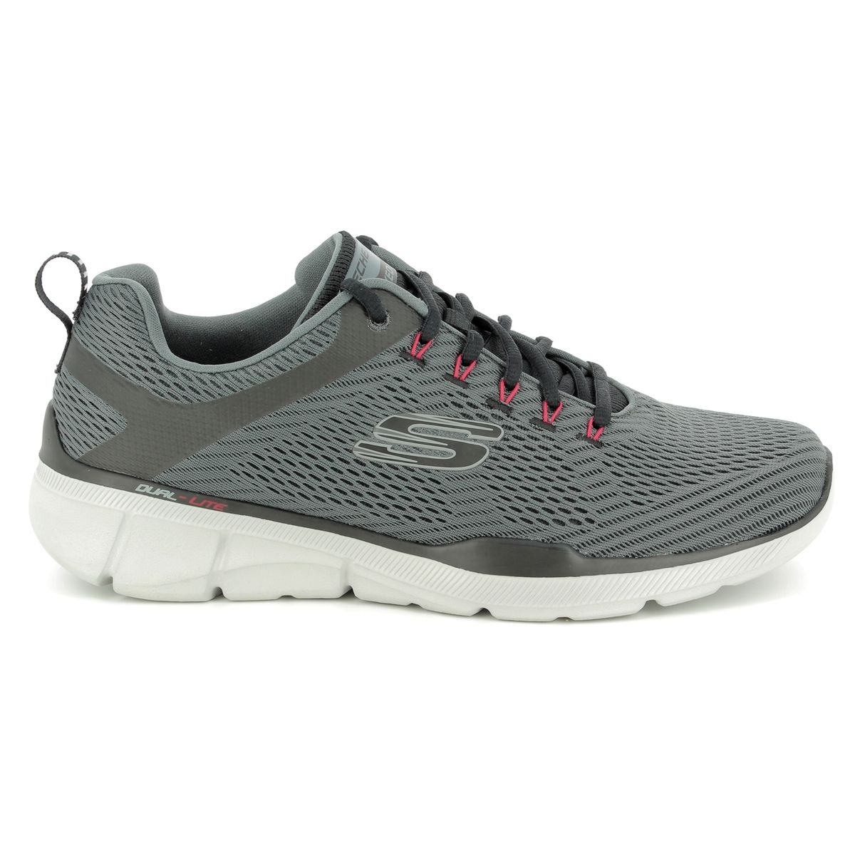voz chocolate manguera  Skechers Equalizer 3.0 52927 CCBK Grey trainers