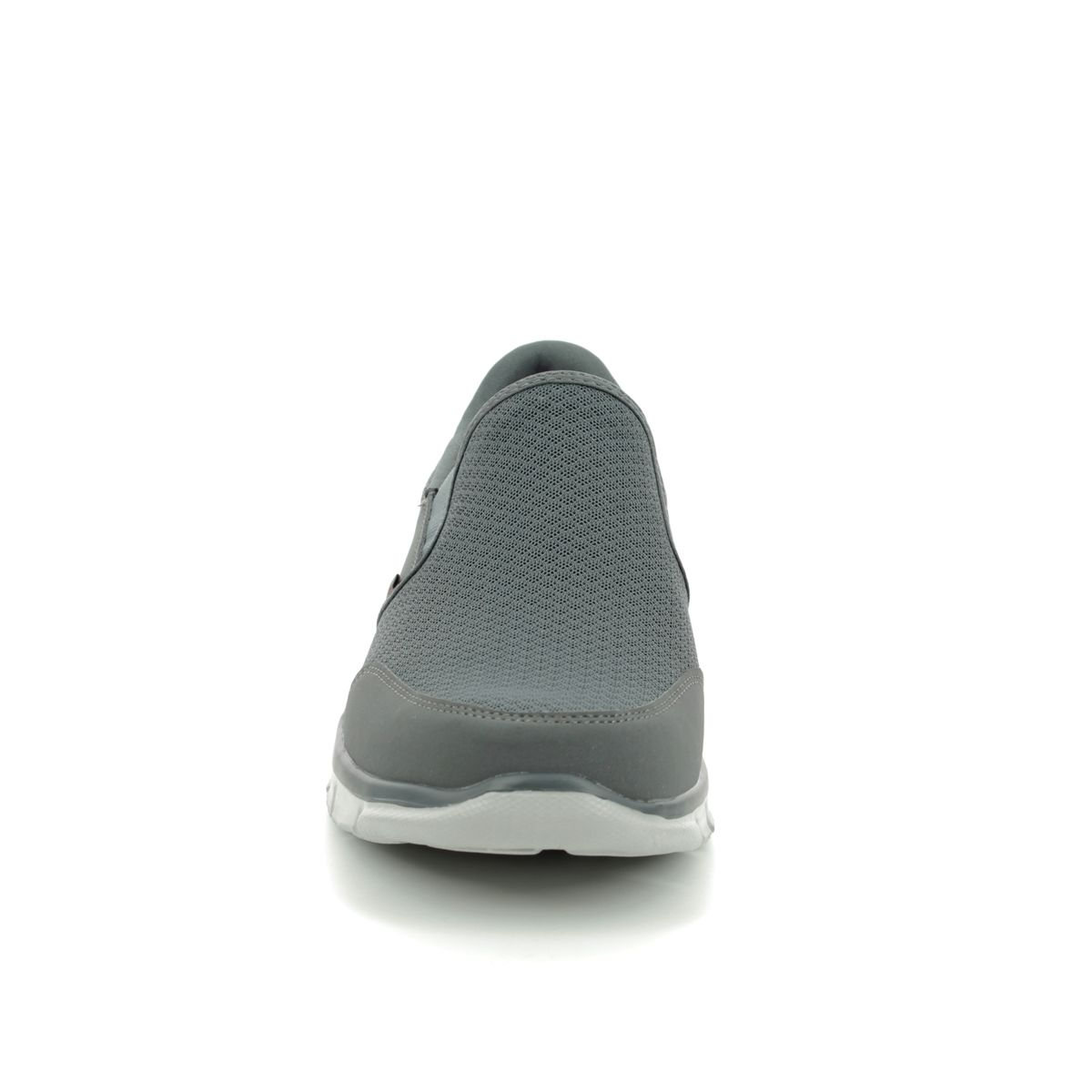 61e46a40521dc Skechers Equalizer Persistent 51361 CHAR Charcoal trainers