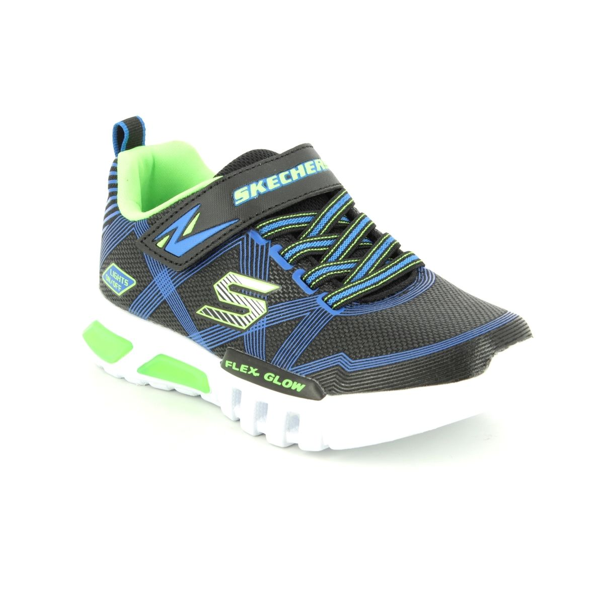 Skechers Flex Glow Jr 17Sg3