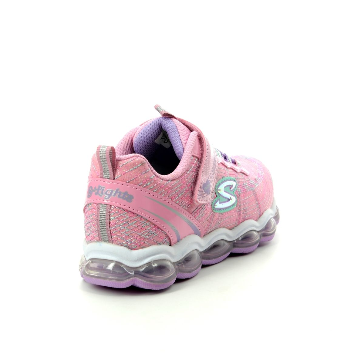 8afcda2951e Skechers Glimmer Lights 10833 LPMT Light pink trainers