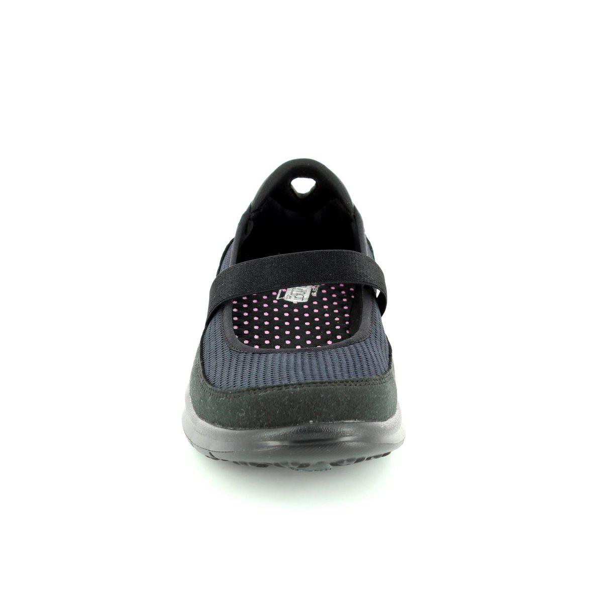 Skechers Trainers - Black - 14213 GO STEP BAR