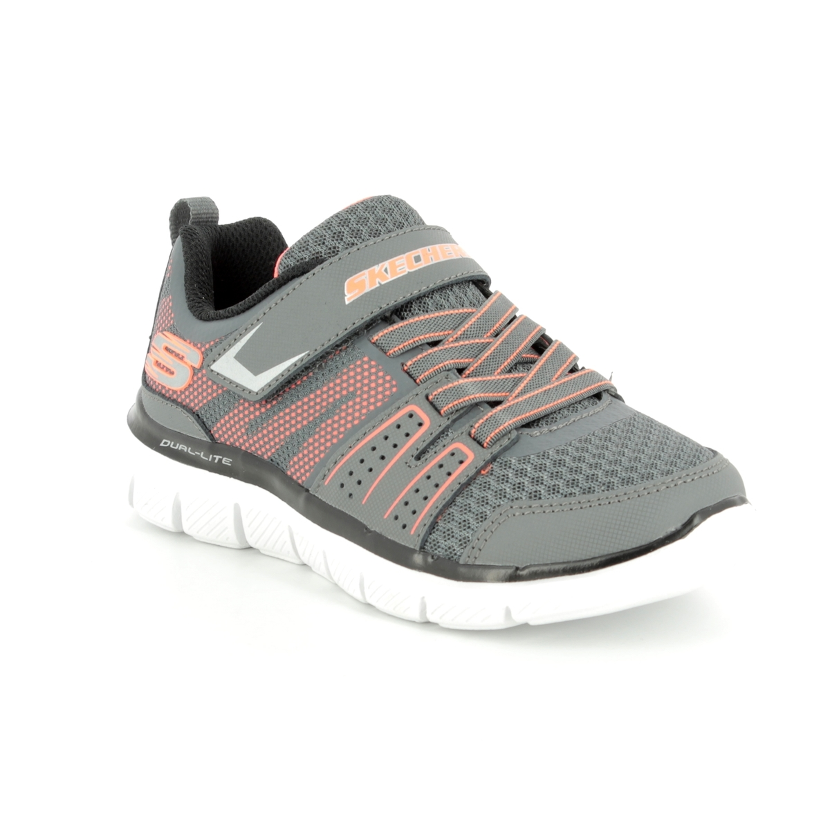 739a6e92227 Skechers High Torque 97456 CCOR Charcoal grey trainers