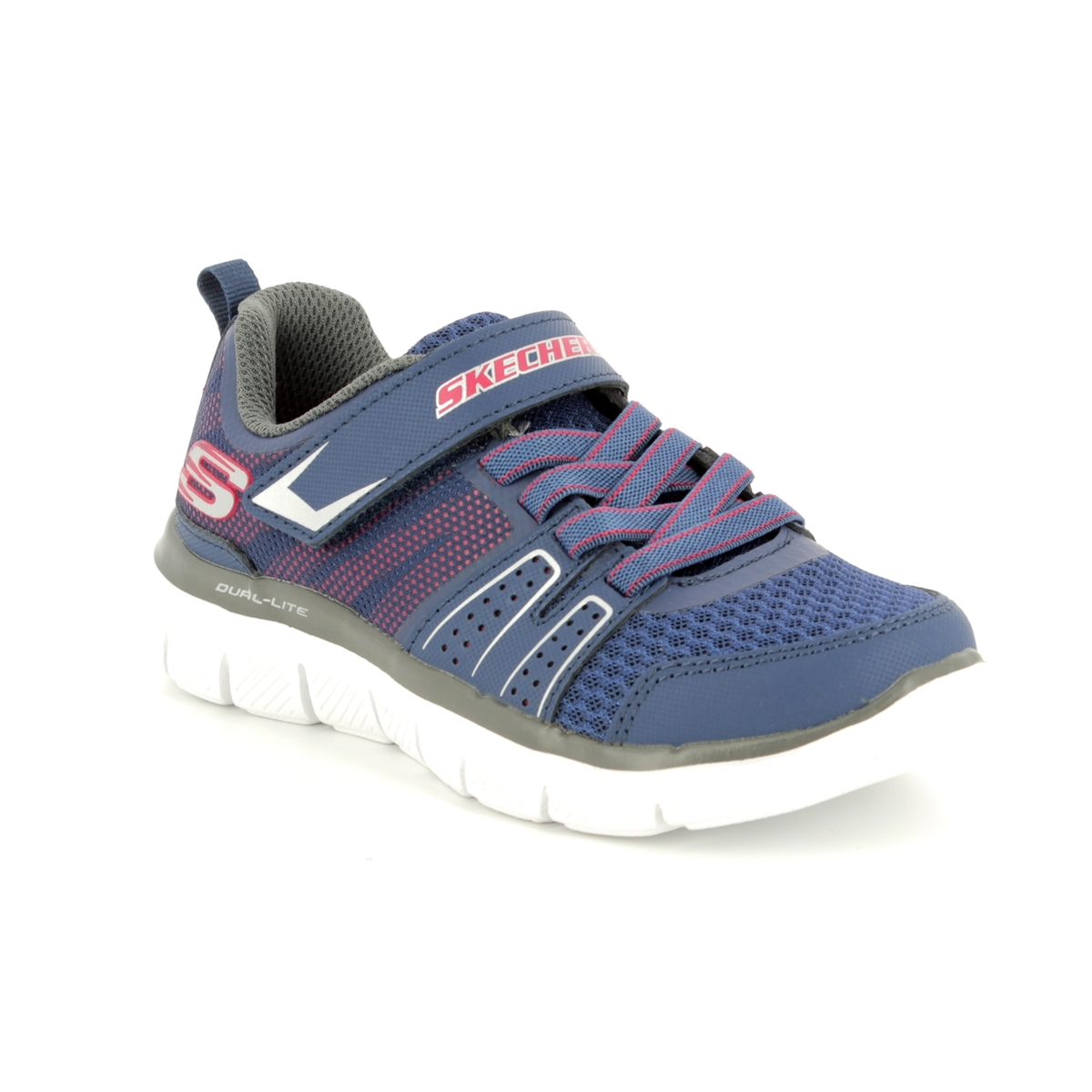 4caf62279e0 Skechers High Torque 97456 NVRD Navy-Red trainers