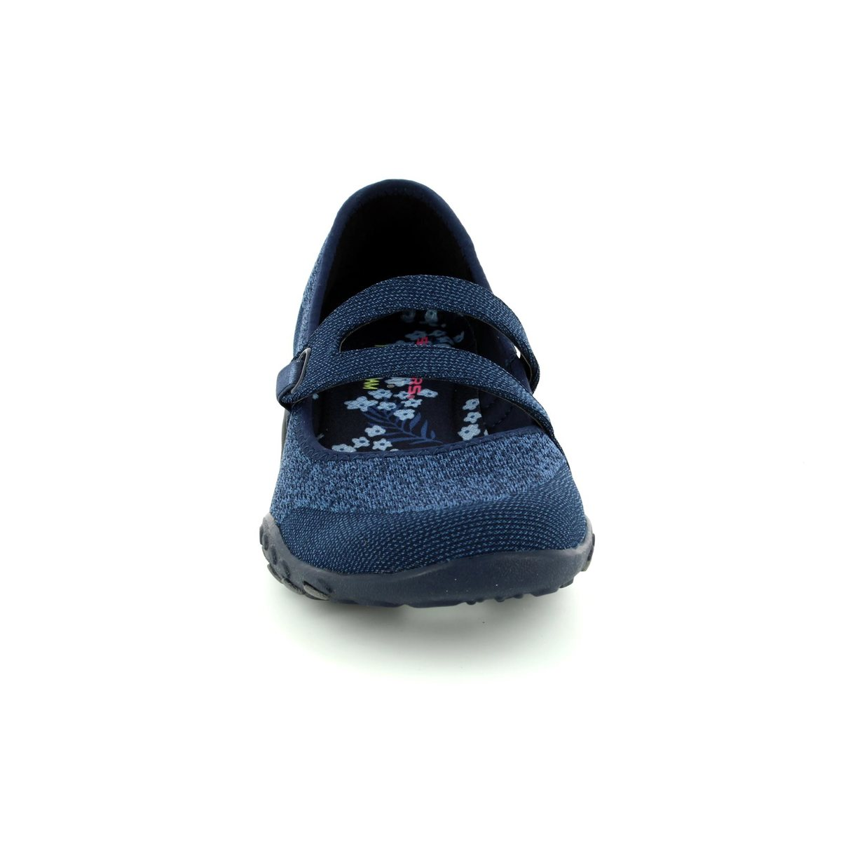 c803ff0d2579 Skechers Lucky Lady 23005 NVY Navy trainers