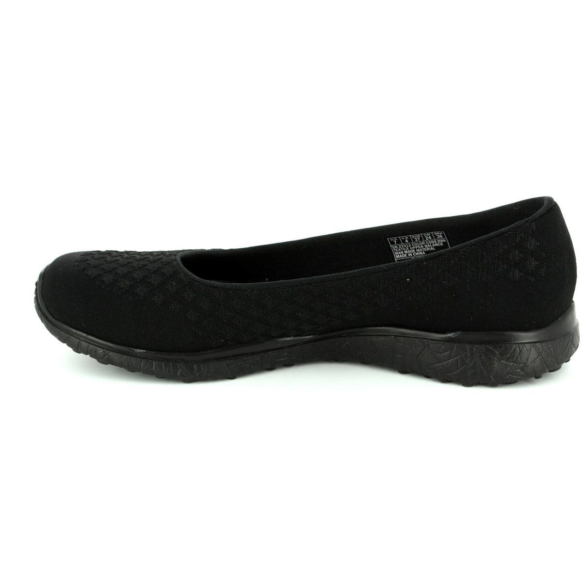 skechers pumps. skechers pumps \u0026 ballerinas - black 23312/007 microburst c