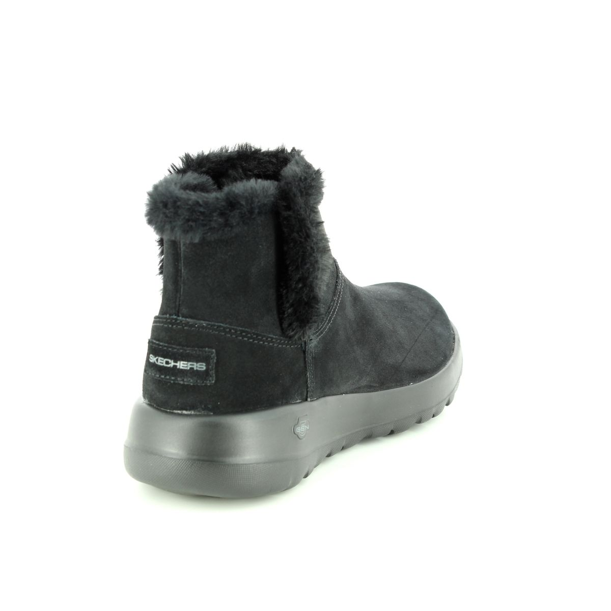 004d95871fc1 Skechers On The Go Joy 15501 BBK Black ankle boots
