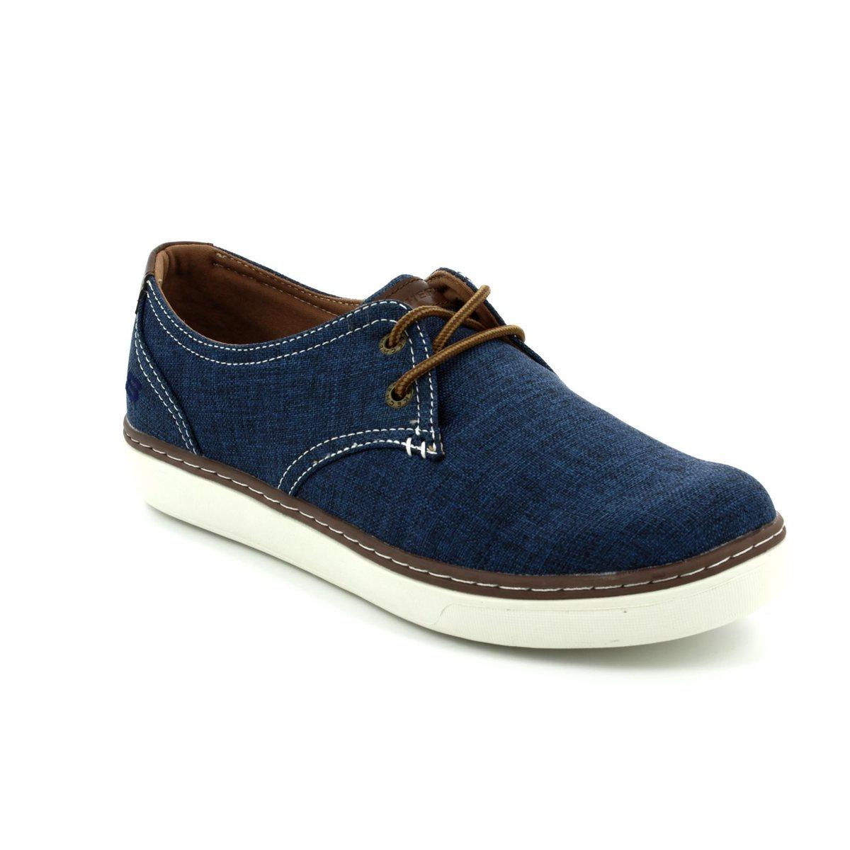 c926a2f65 Skechers Casual Shoes - Navy - 64925 PALEN GADON