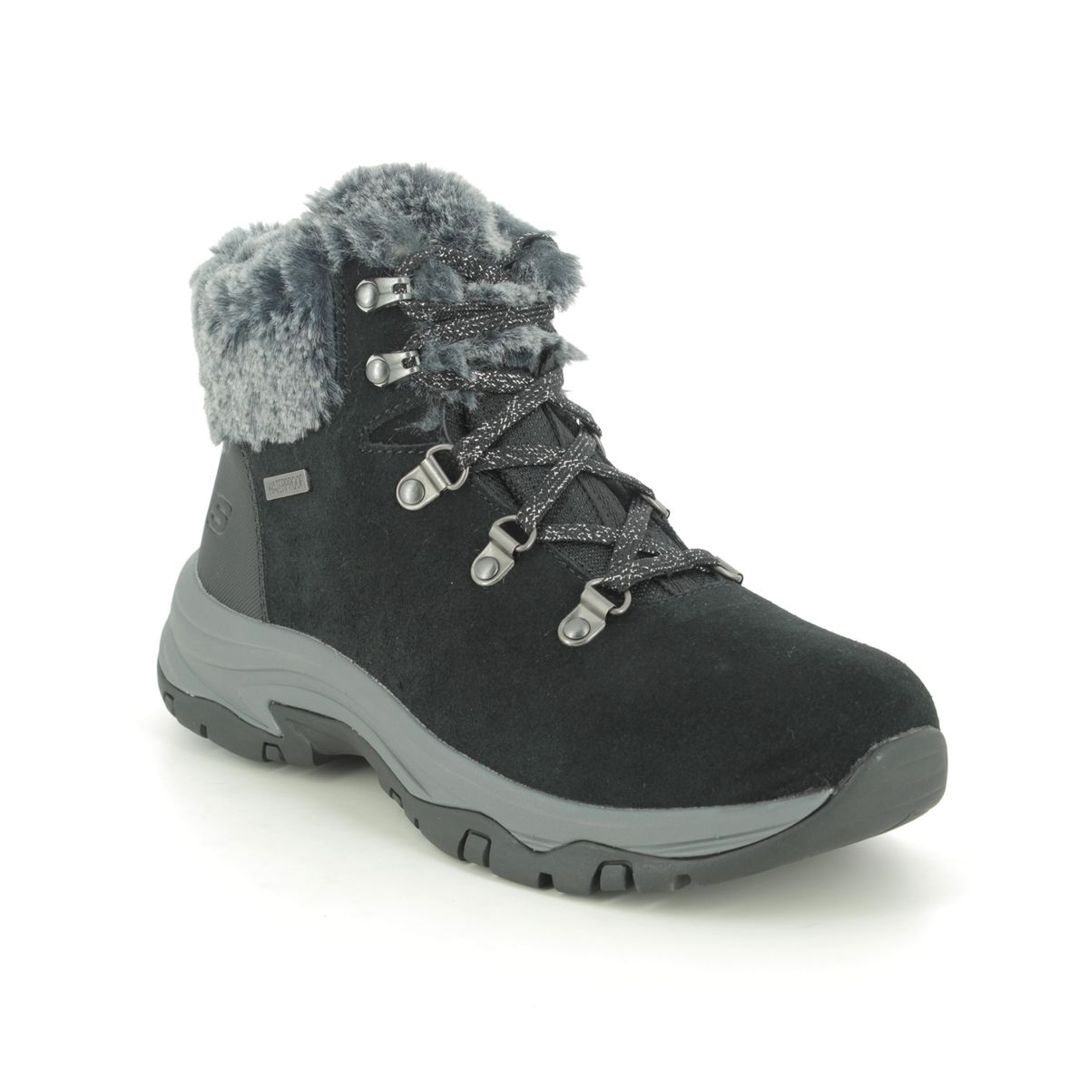 Skechers Trego Tex 167178 BLK Black