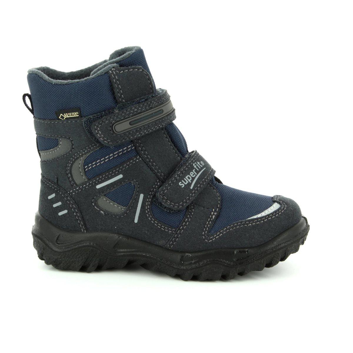 9f3f5e481d6 Superfit Boots - Navy - 00080/80 HUSKY GORE-TEX