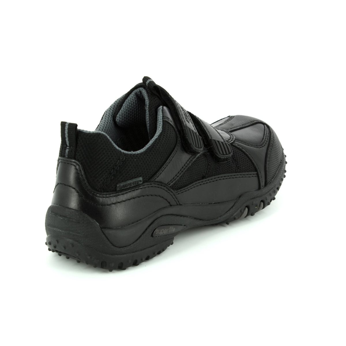 6faaa19a610 Superfit Everyday Shoes - Black - 08361/01 JOE GORE TEX