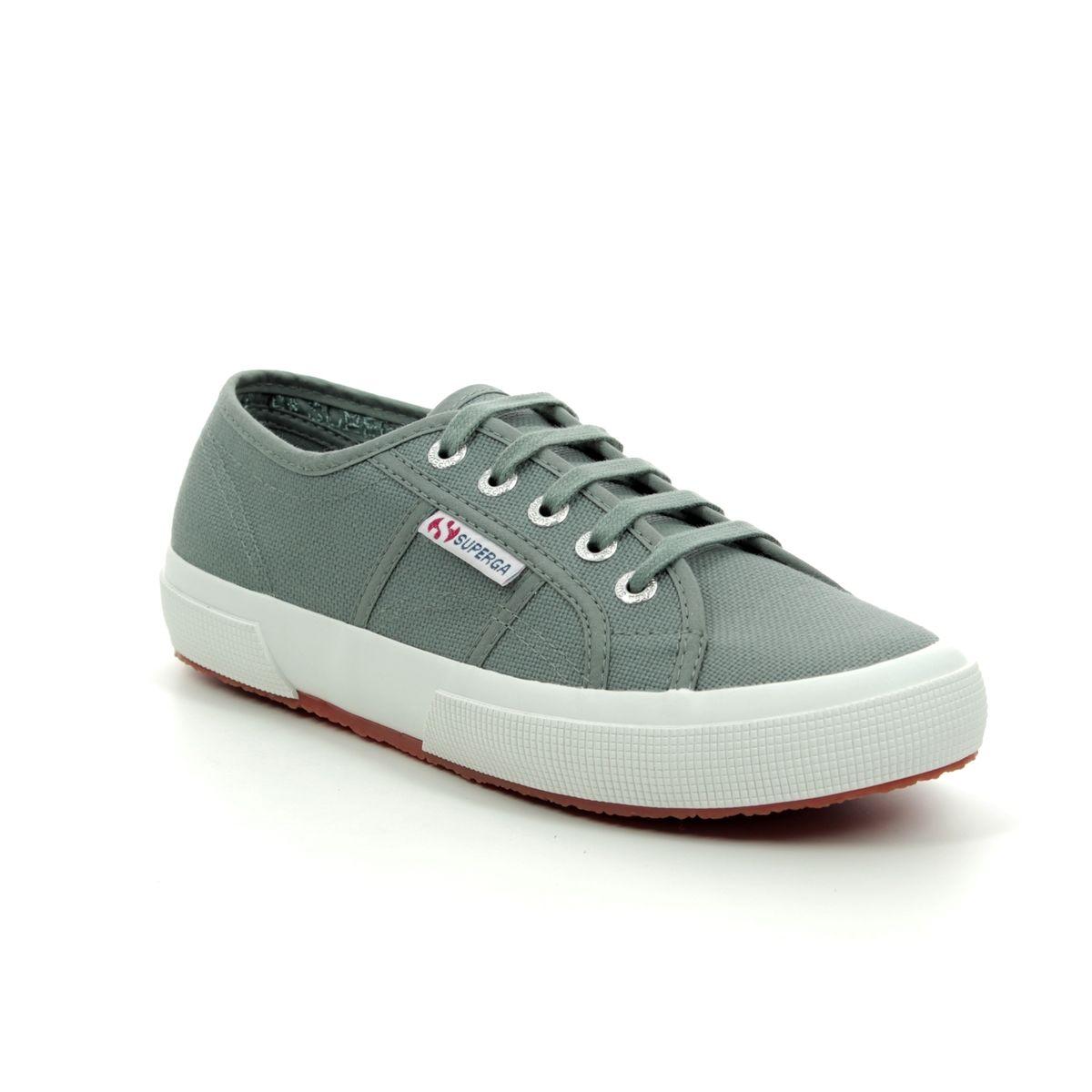 92f495a8e713 Superga Trainers - Grey - 2750 COTU Grey Sage S000010