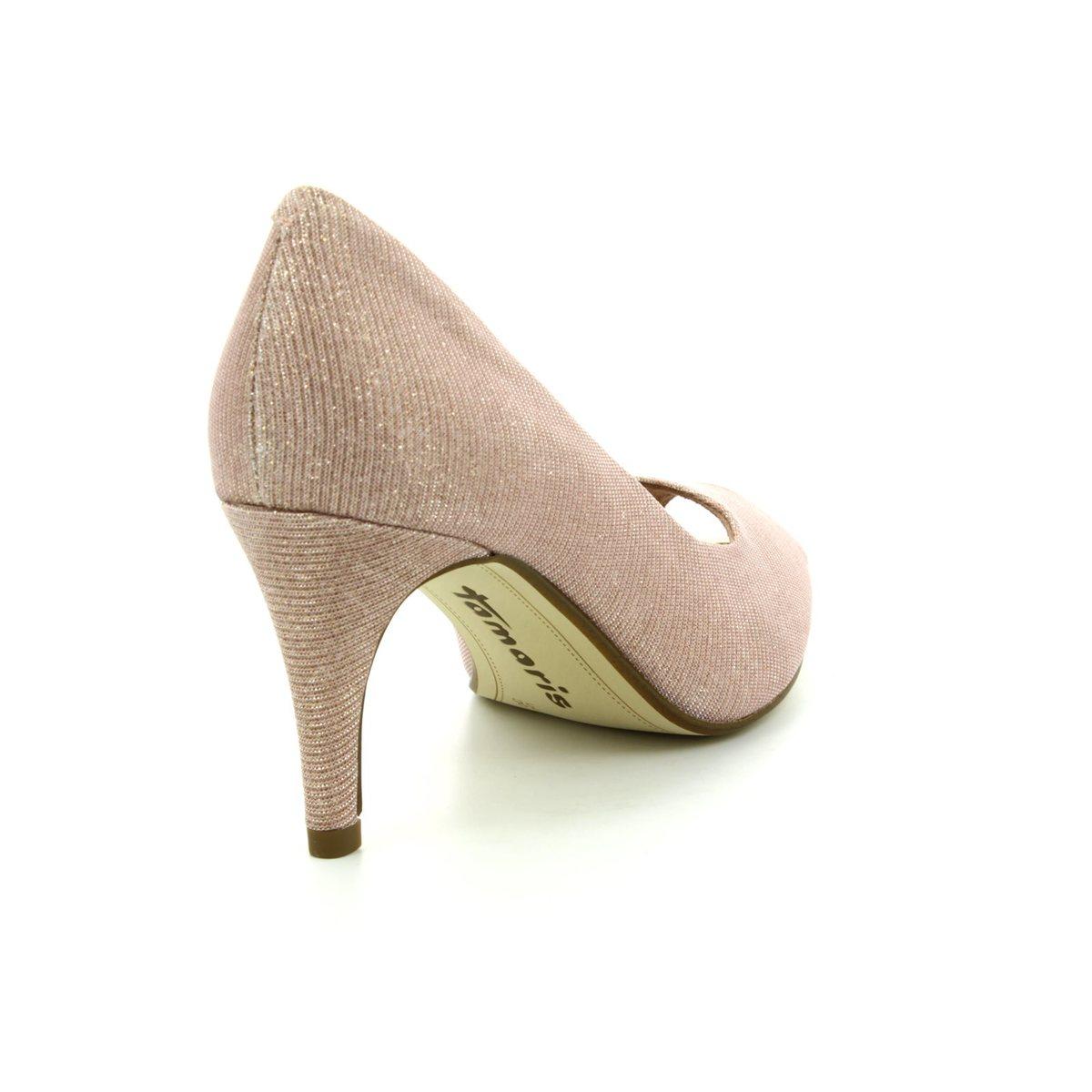 3a7179a34f9bfe Tamaris High-heeled Shoes - Pink - 29302 20 552 ANAYA