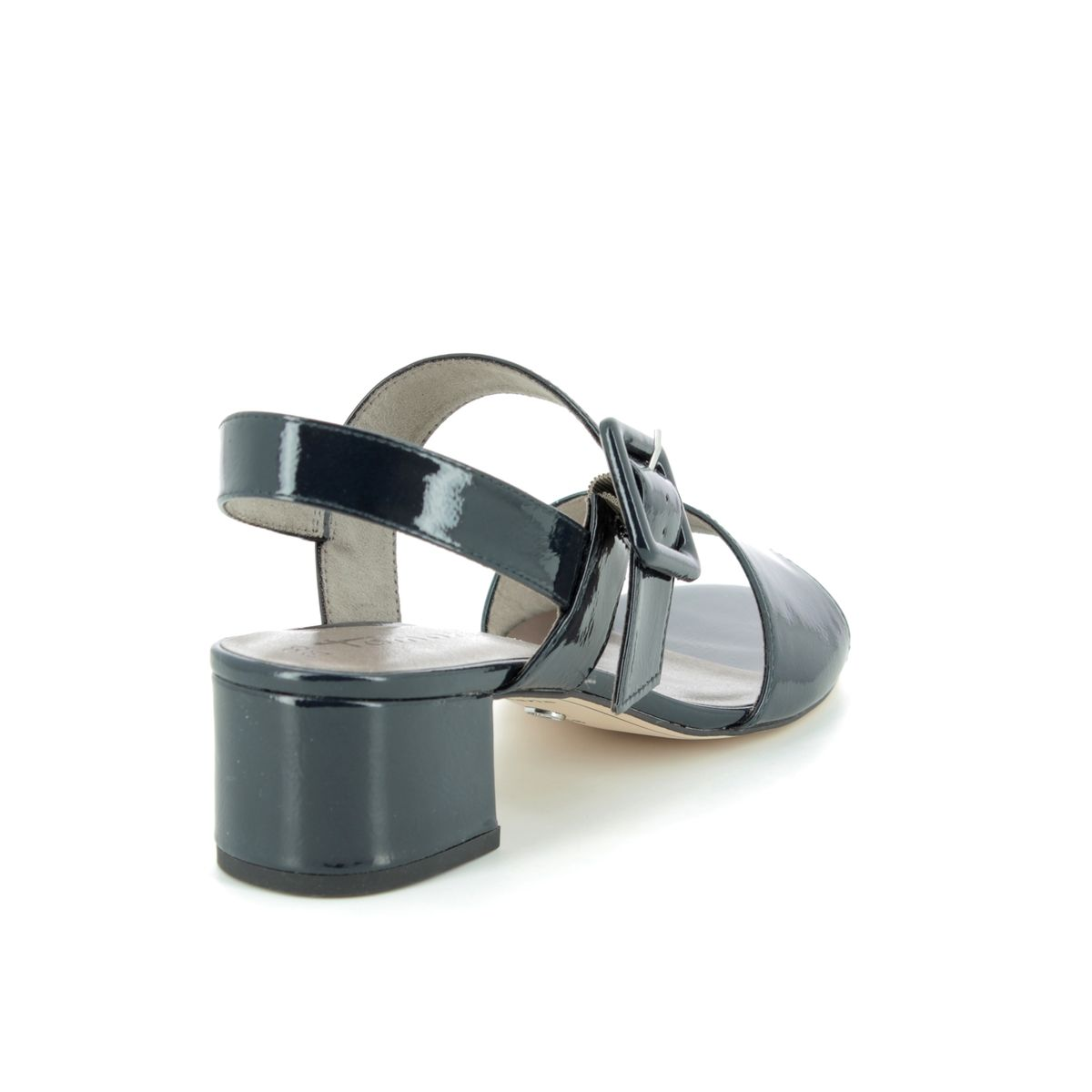 d500acc110d Tamaris Heeled Sandals - Navy patent - 28211 22 826 KOLIBAR